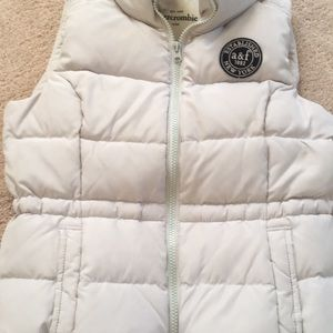 Abercrombie vest for child or small woman